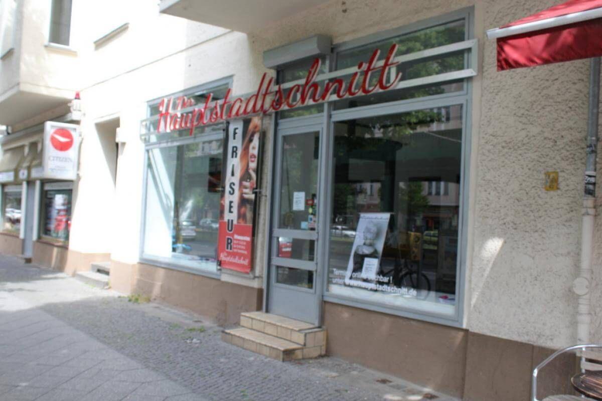 Hauptstadtschnitt Schnittchen Friseur Berlin Hauptstadt