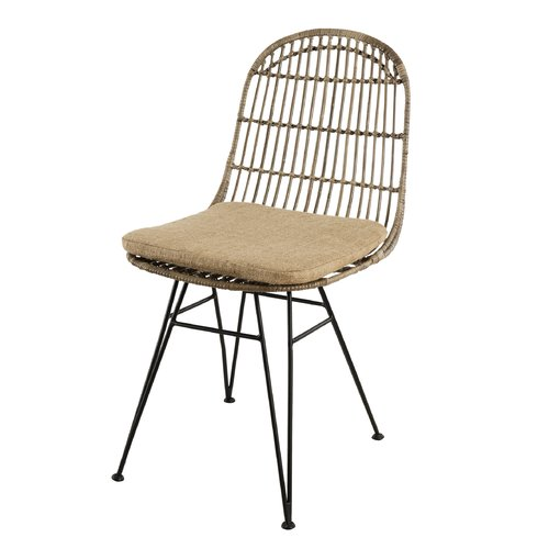 Bay Isle Home Belaire Dining Chair Solid Wood Dining Chairs