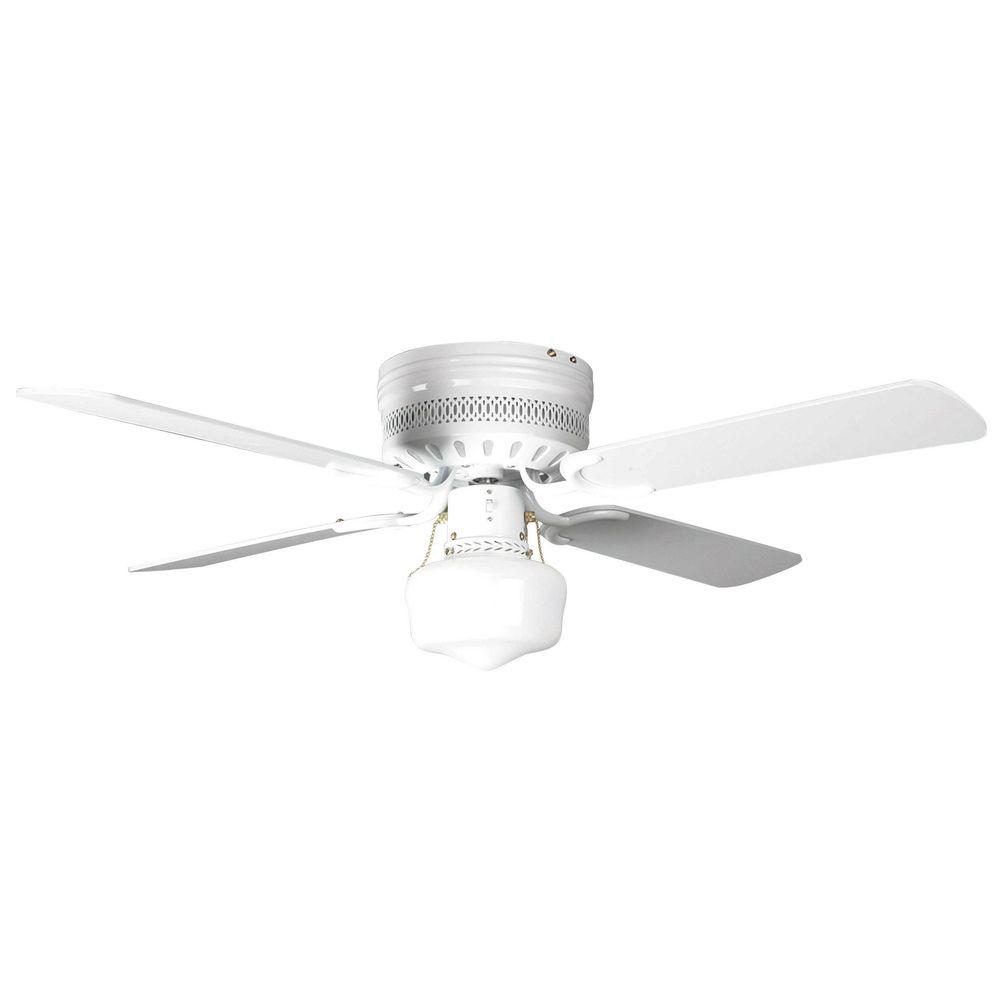 inch one light ceiling fan light kit one light ceiling fan