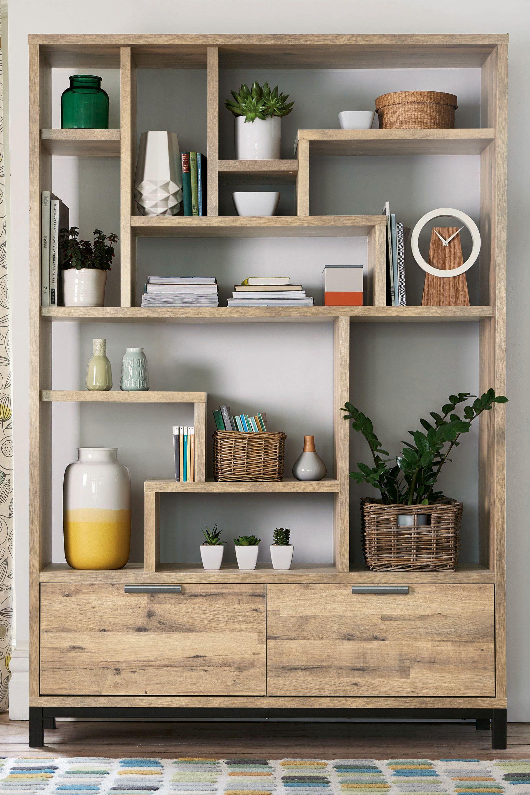 Buy Bronx Display Shelf from the Next UK online sh