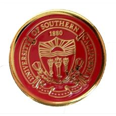 Usc Seal Alumni Lapel Pin Usc Jewelry Gifts Lapel Pins