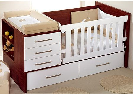 cuna madera baby Pinterest Babies, Kids rooms and Cots