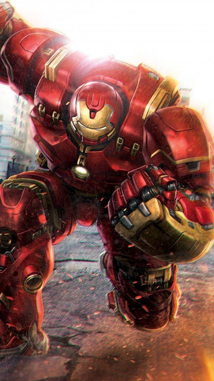 720x1280 Wallpaper Avengers Age Of Ultron Hulk Iron Man Iron