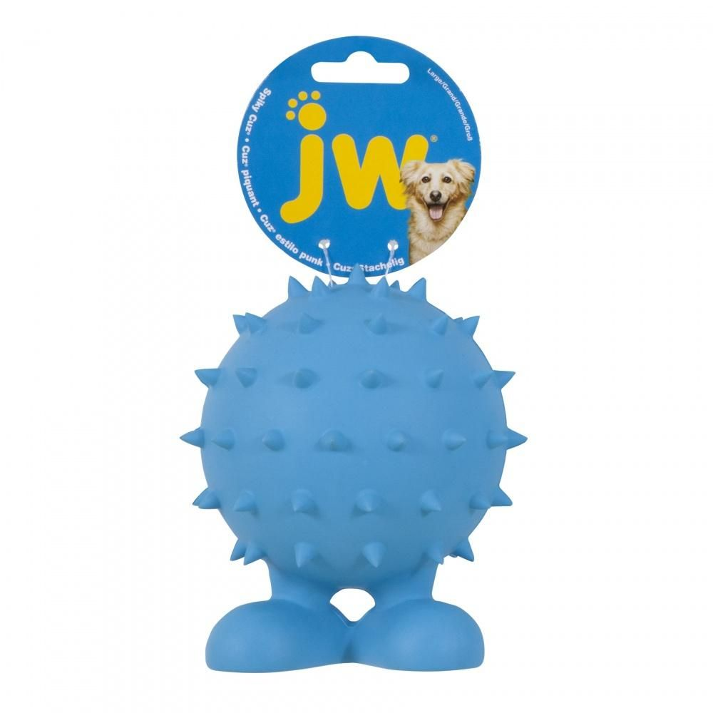 Jw Pet Spiky Cuz Dog Toy Dog Toys Your Dog Toys