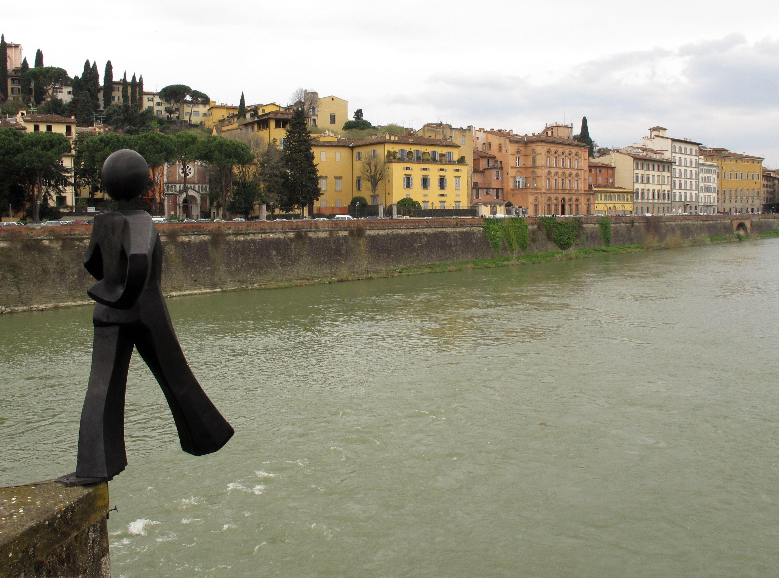 Salto al vacío. Florencia
