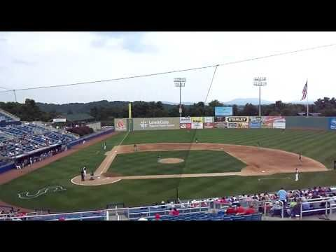 Took My Boys To Their First Baseball Game A Minor League Salem Red Sox In Salem Virginia Baseball Games Baseball Red Sox