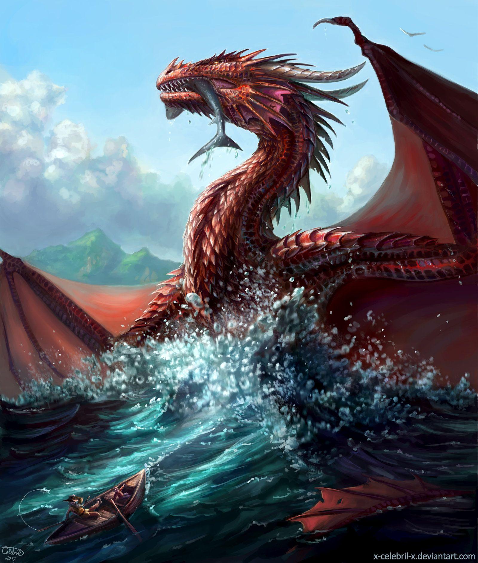 фэнтези дракон смотреть картинки песчаного слоя должна