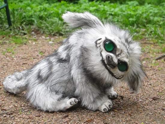 Pokemon Stuffed Toys, Never Beast Cute Fantasy Creatures Alice And Wonderland Tattoos Beast
