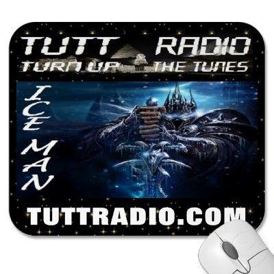 Tutt Radio Iceman's Mousepad