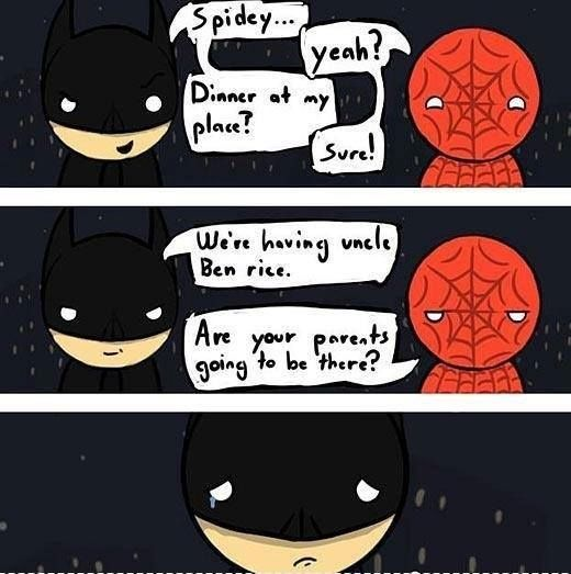 Dinner With Uncle Ben Rice Funny Funny Pictures Funny Images