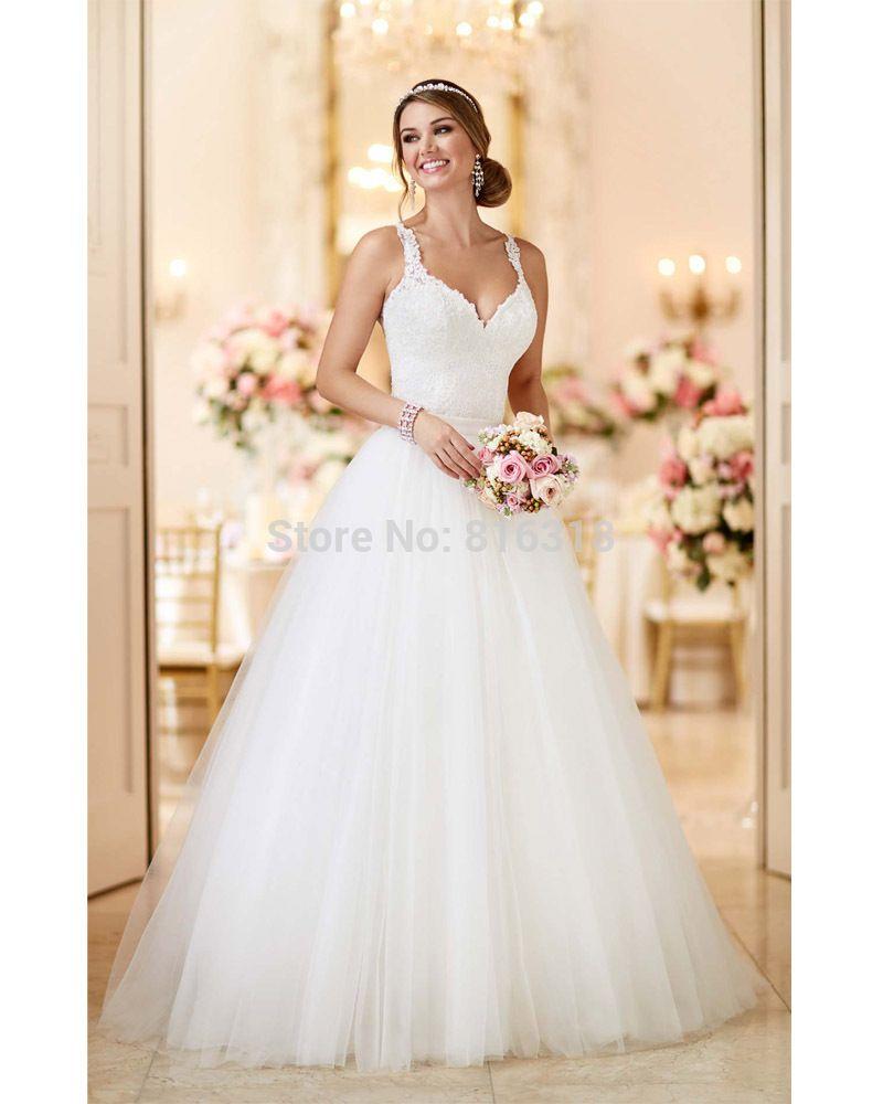 Vestido de noiva curto tulle wedding detachable skirt abiti da sposa