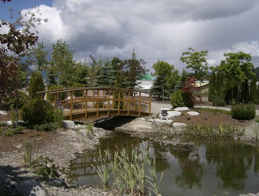 #Creston Japanese Garden donated by their sister city, #Kaminoho.