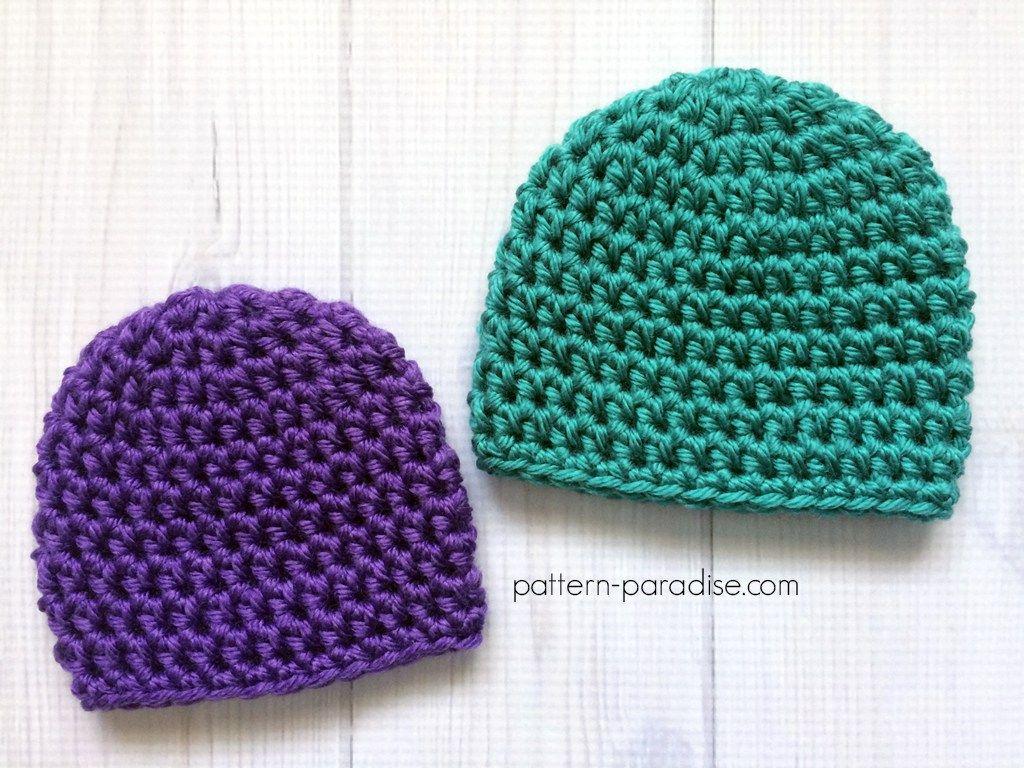 Free crochet pattern easy preemie hat free crochet pattern free crochet pattern easy preemie hat free crochet pattern bankloansurffo Gallery
