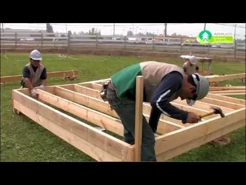 05 Como fazer um piso de madeira