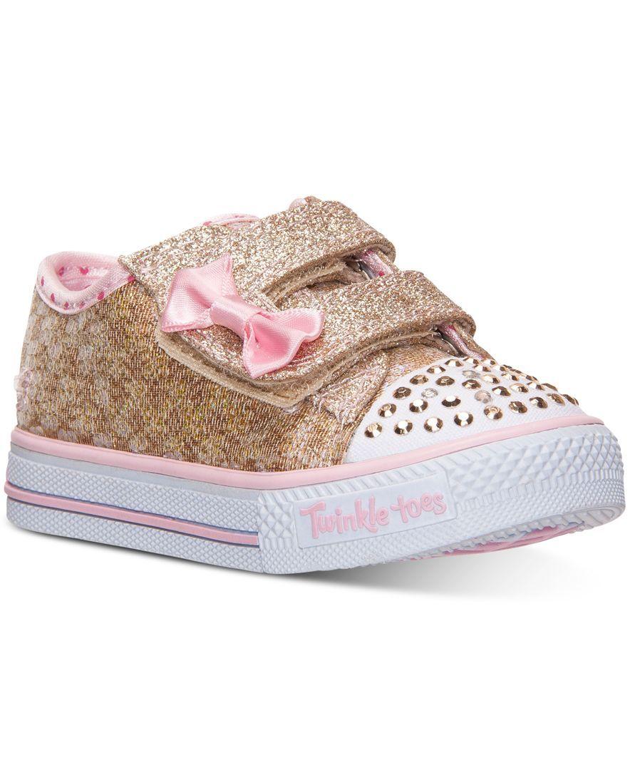 Skechers Toddler Girls' Twinkle Toes