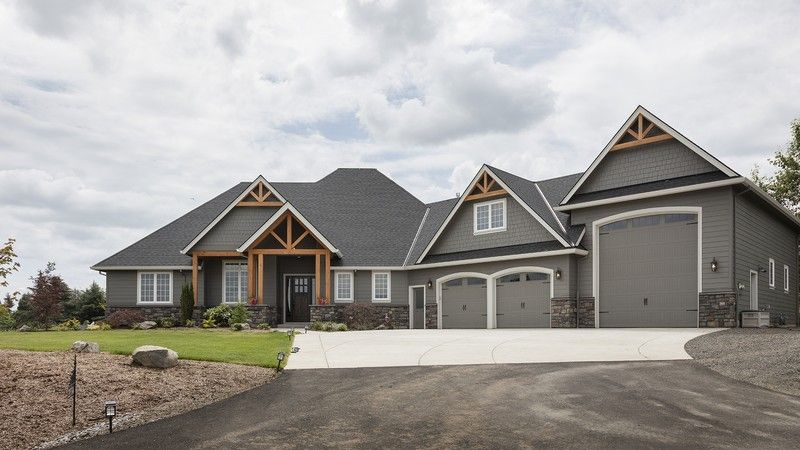 Stylish Single Story with Great Outdoor Space. Plan 1248 The Ripley ...