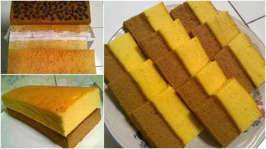 Resep Lapis Surabaya Ekonomis Makanan Resep Makanan Dan Minuman