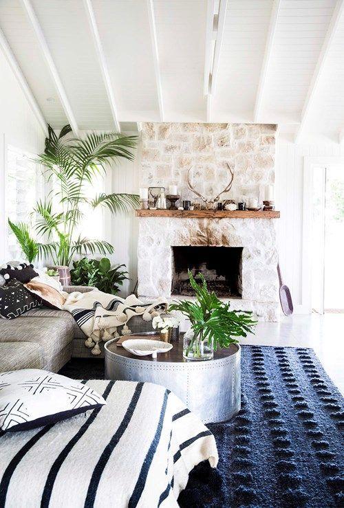 Boho Home :: Beach Boho Chic :: Living Space Dream Home :: Interior ...