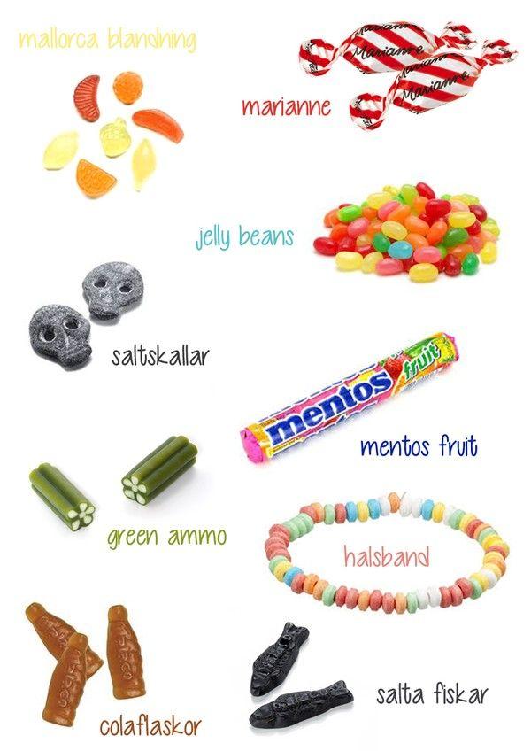 godis som är veganskt