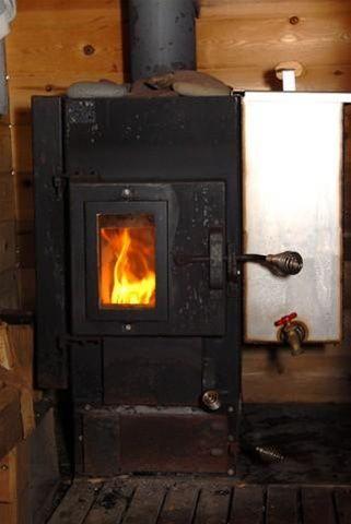 Wonderful Kuuma Small Wood Sauna Stove