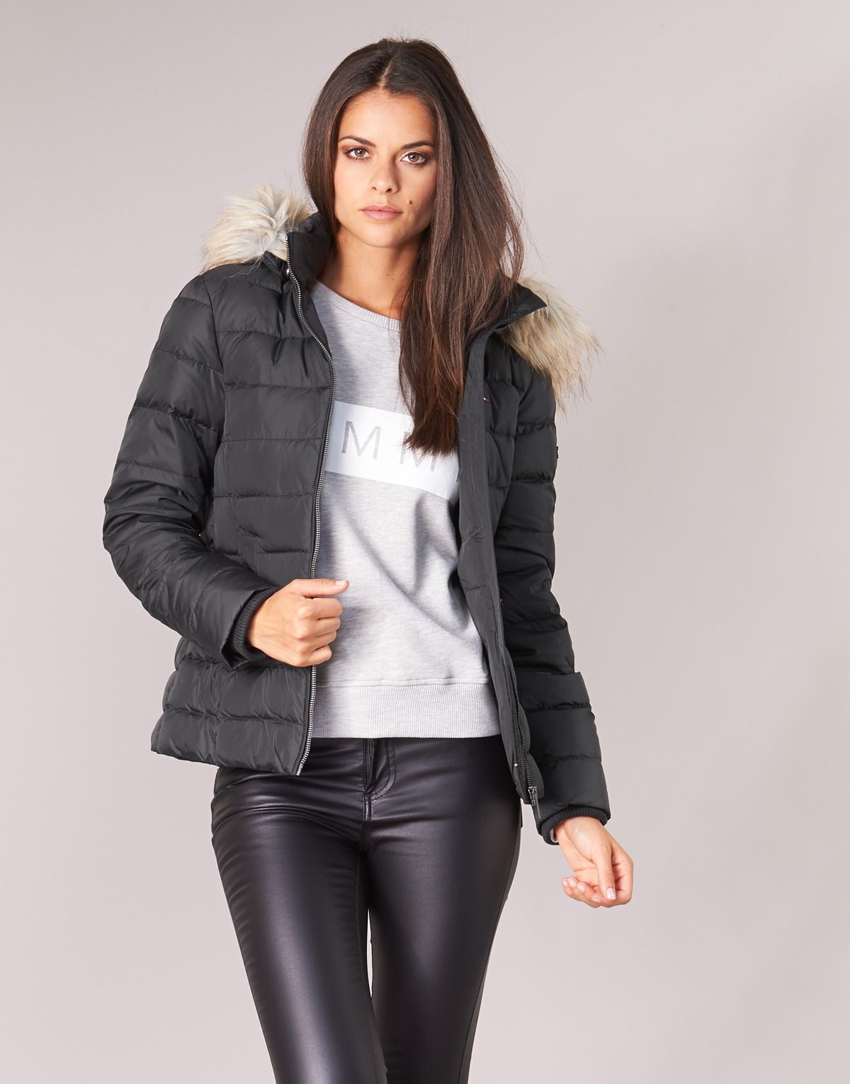 Tommy Jeans TJW ESSENTIAL, HOODED DOWN, JACKET