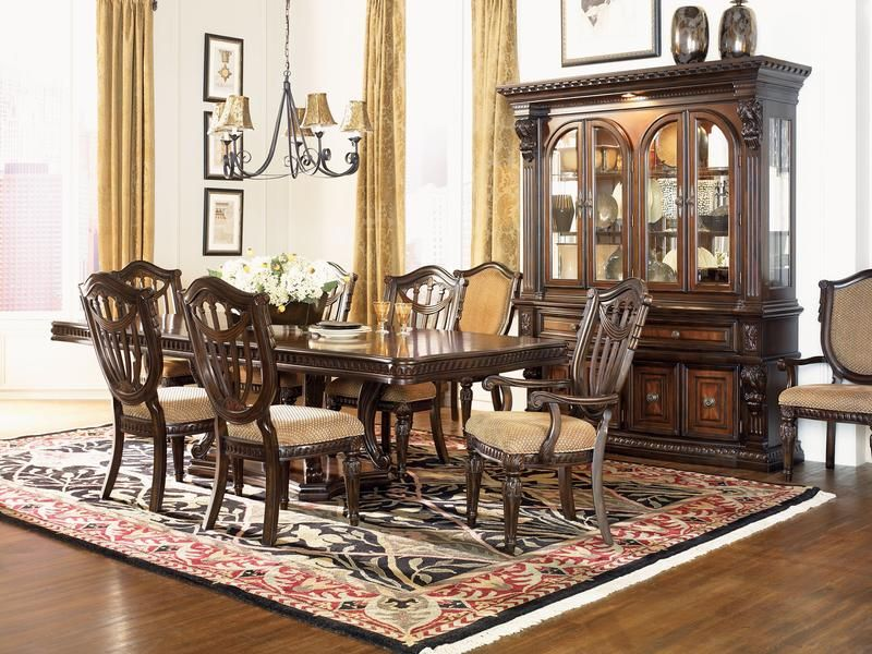 Shop For The Grand Rapids Grand Rapids 5 Piece Dining Set At Morris Home    Your Dayton, Cincinnati, Columbus, Ohio Furniture U0026 Mattress Store