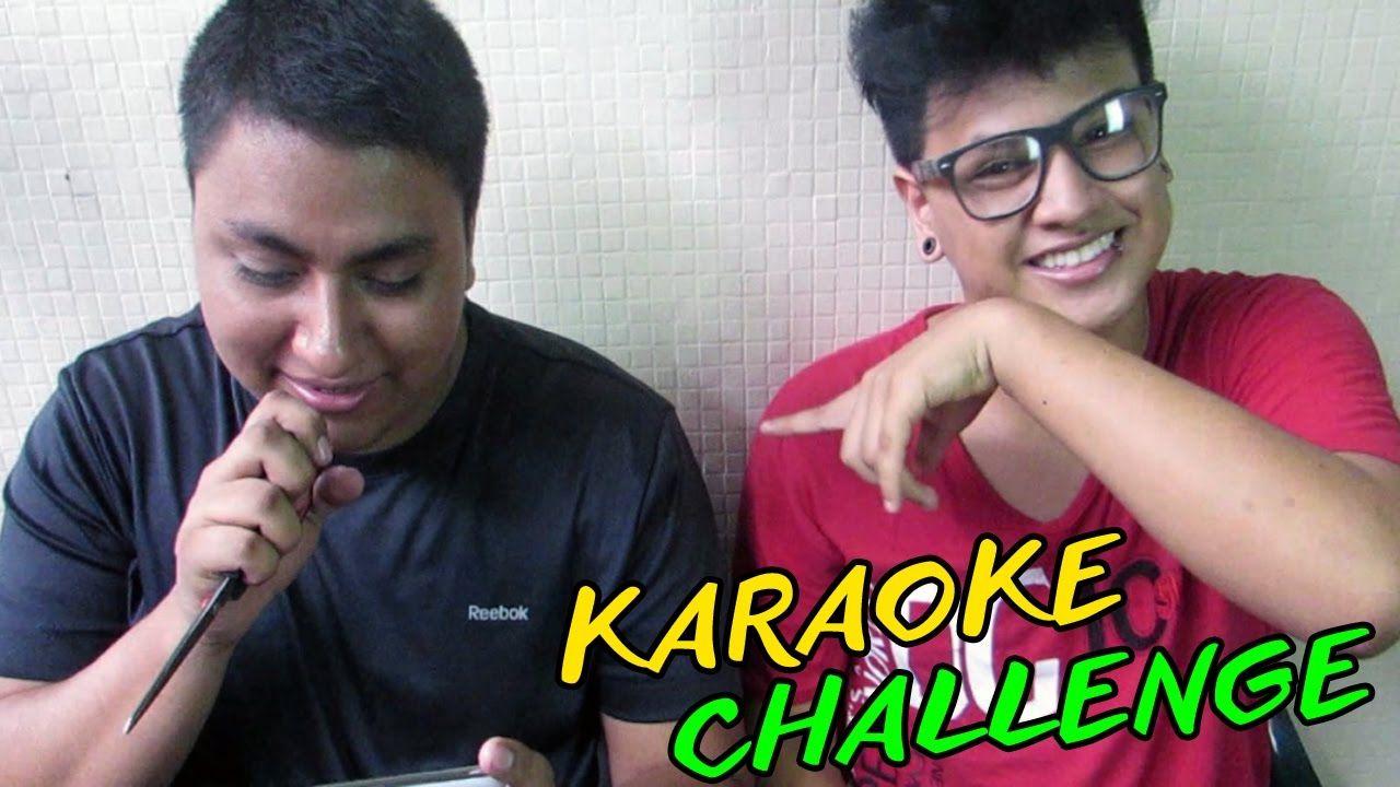 KARAOKE CHALLENGE (CANTAMOS HORRIBLE) |Con Ken Alegria