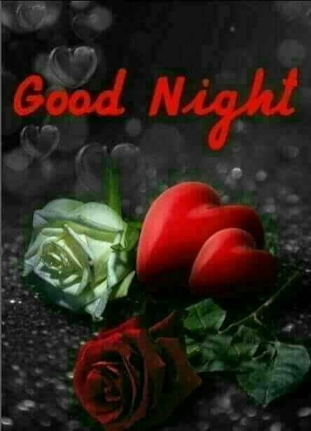 Ich wünsche dir eine gute Nacht. Schlaf dich aus, Liebster ...