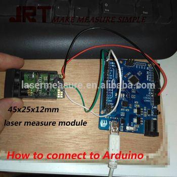 Phase shift Lazer Meter Arduino USB Measuring Tools Distance Sensor