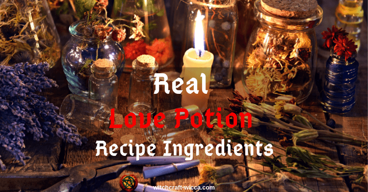 How to make a love potion, Love potion recipe, Love
