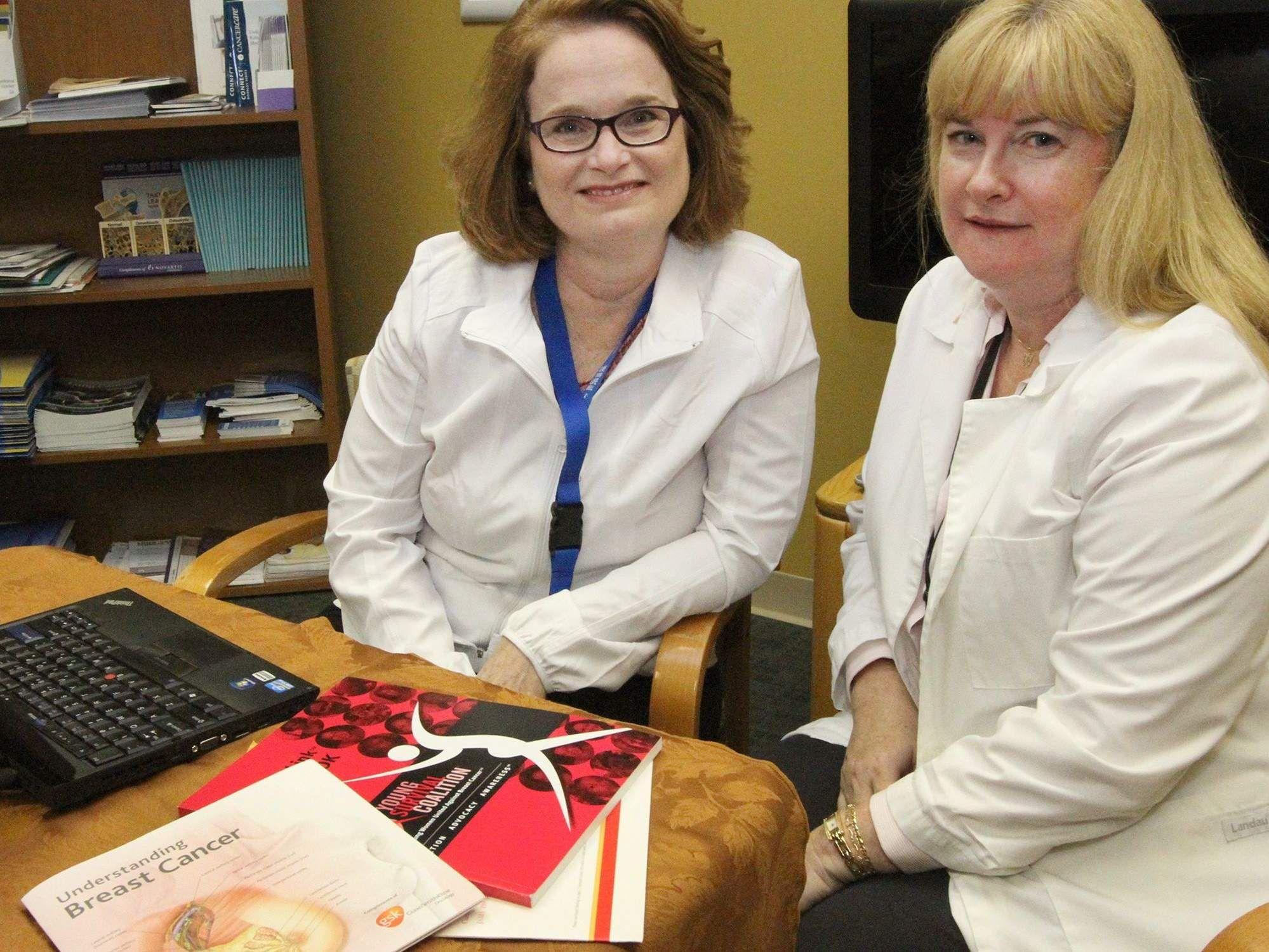 Navigators help patients find way in health care maze