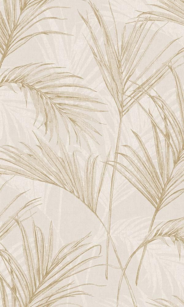 Beige Dried Grass Wallpaper R6761 - Base