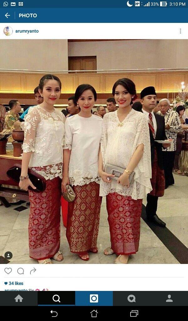 Kebaya Utk Wanita Hamil Fabric Xin Kebaya Kebaya Indonesia