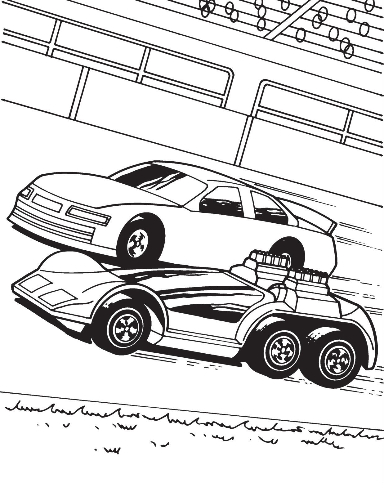 For A Defending Champion Coloring Pages