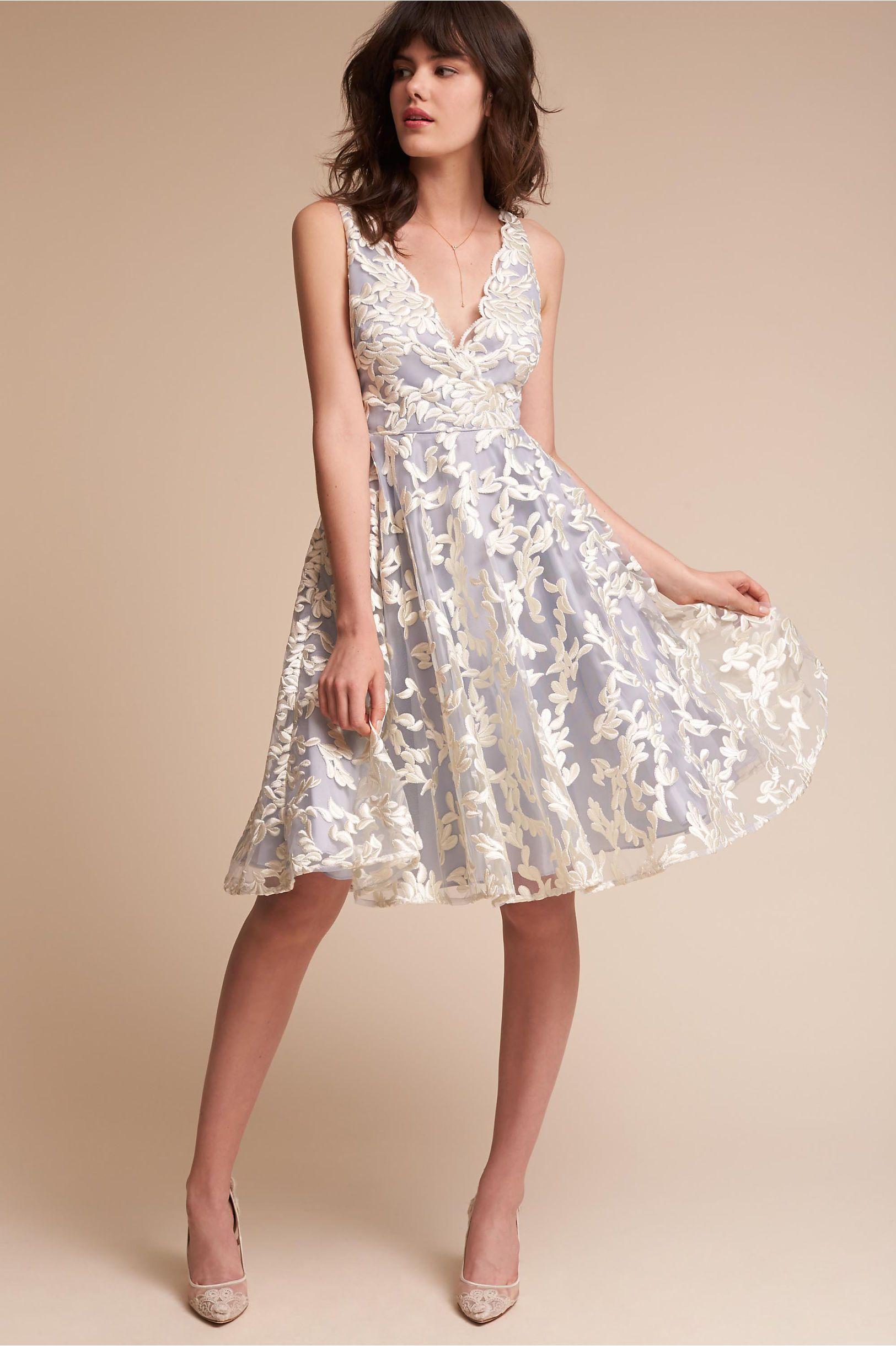 ba9b494c305b BHLDN Abbey Dress in Bride Little White Dresses
