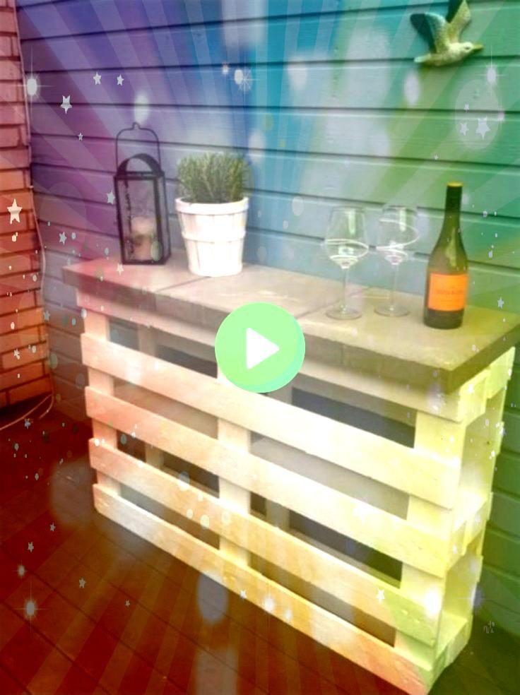 Home Furniture Cupboard  Sudden Home Furniture Cupboard  DIY la table basse coffre en pot de fleur pour le jardin la terrasse ou le balcon à faire soi même G...