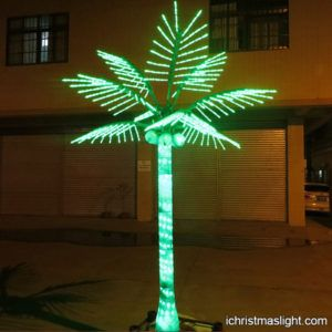 Wholesale led lighted palm trees for outside led palm trees outdoor lit trees led coconut tree wholesale ichristmaslight aloadofball Image collections