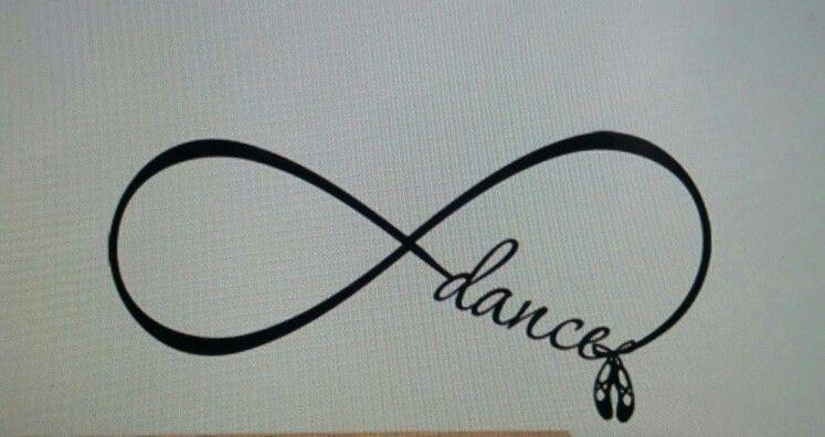 Dancer for Life tattoo idea