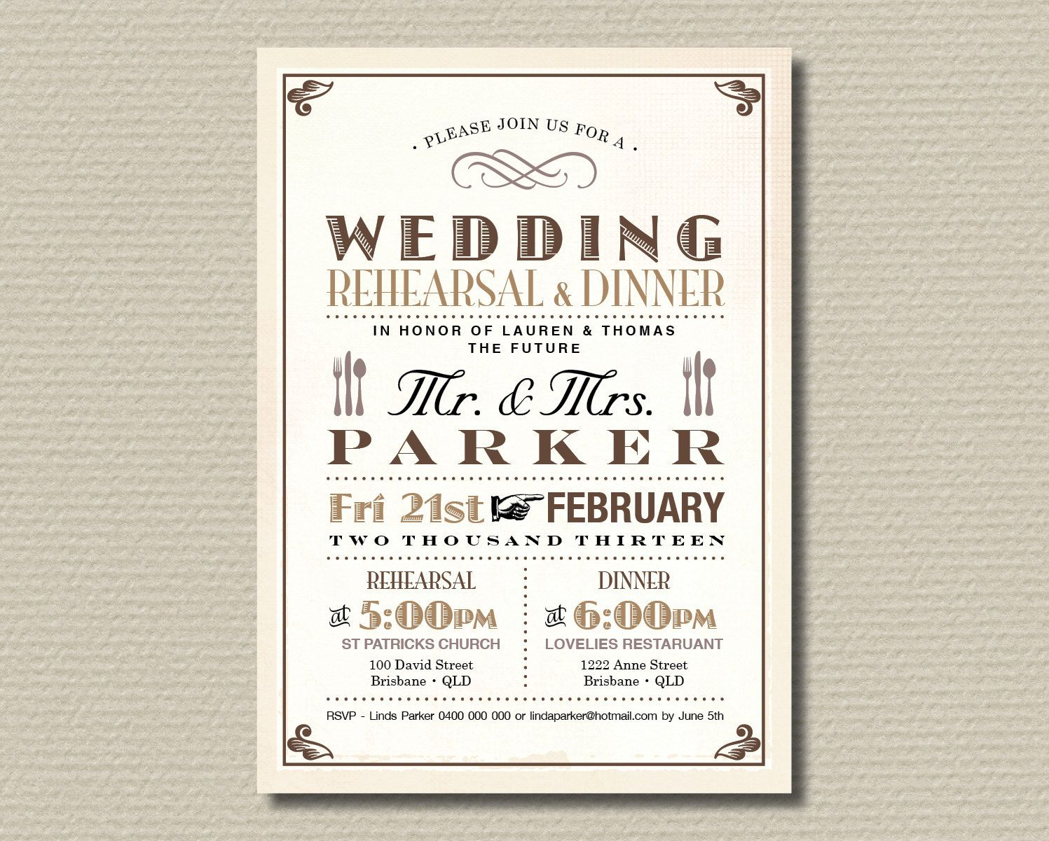 Tips Easy to Create When Do Wedding Invitations Go Out Templates ...