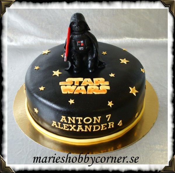 Keuze 1 van EMIEL Star Wars cake