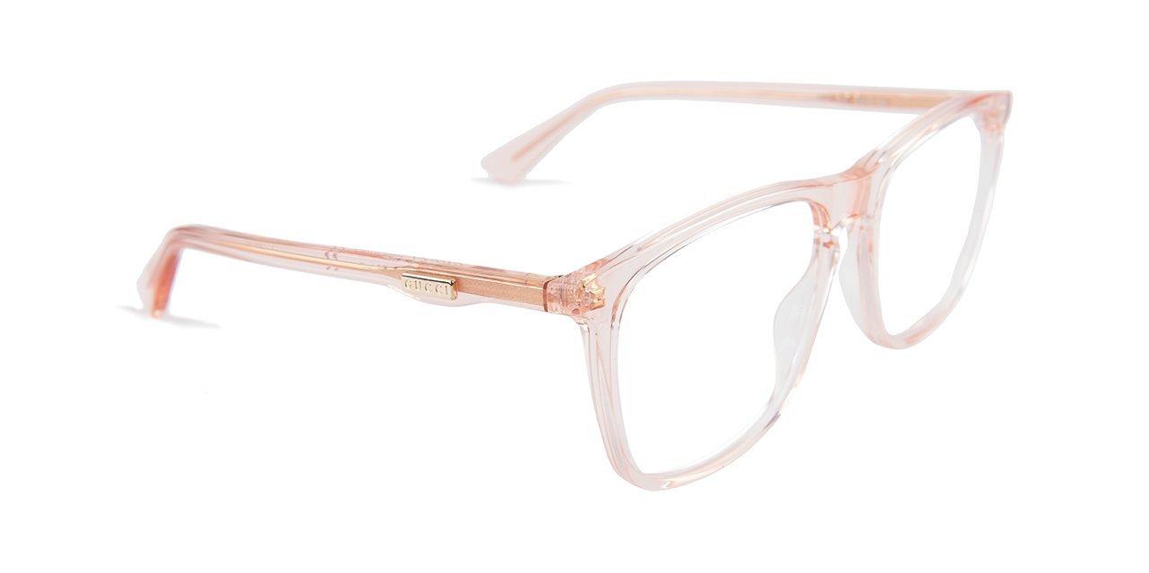 e30fc59f86055 Gucci - GG0332O Pink-eyeglasses-Designer Eyes   Gucci Eyeglasses ...