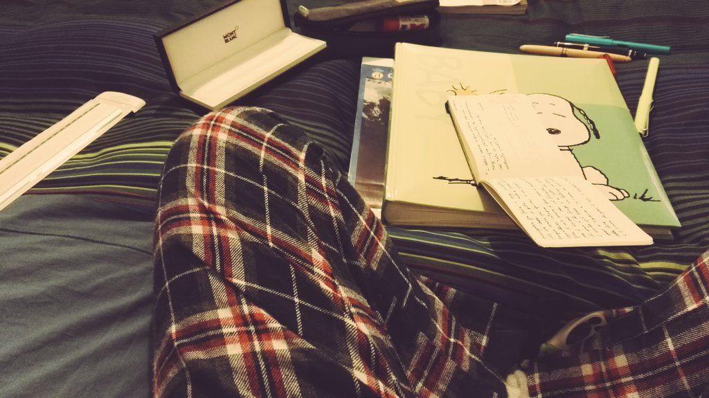 bluele (@bluele)   notebook and pen