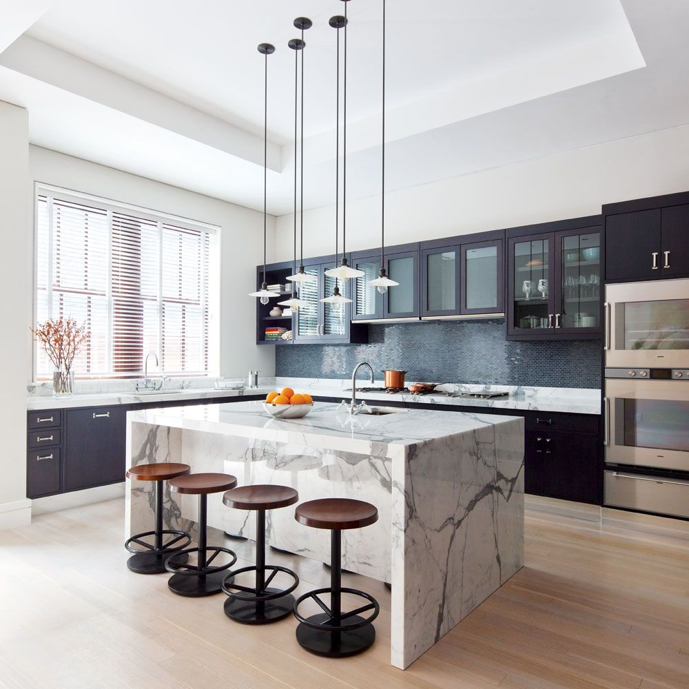must-haves: kitchen islands   marbles, kitchens and bathroom designs