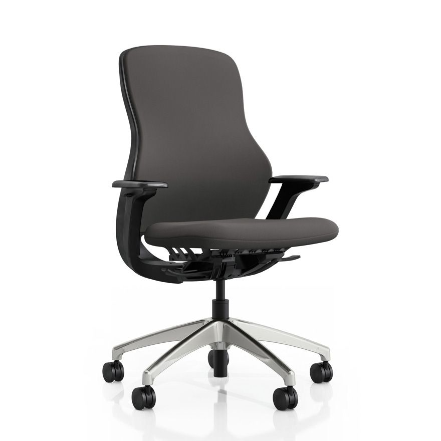 Regeneration By Knoll Fully Upholstered Knoll Office Chair