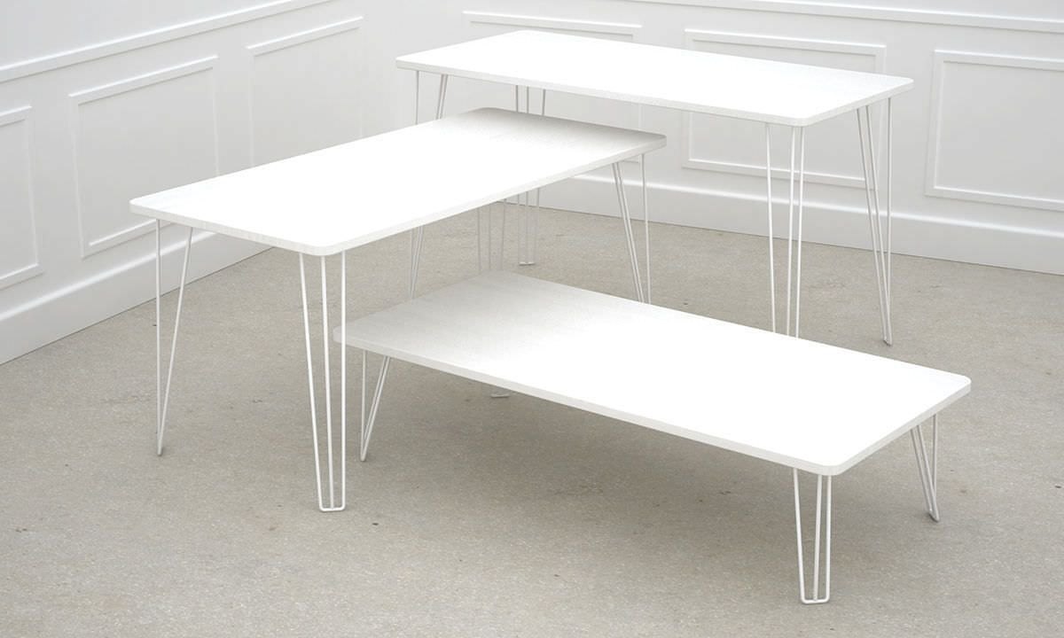 Pied de bureau piknik desk table pinterest pied de bureau