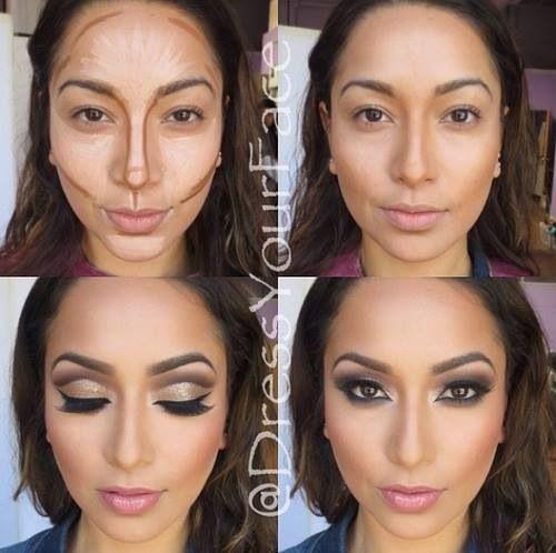Un excelente consejo para un maquillaje perfecto #vivalochic #makeup