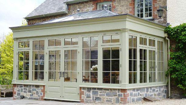 Orangeri Som Koksutbyggnad Garden Room Extensions Sunroom Addition Small Sunroom