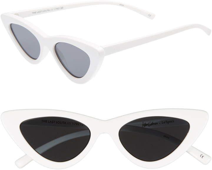 e11da8765f Women s Adam Selman X Le Specs Luxe Lolita 49Mm Cat Eye Sunglasses ...