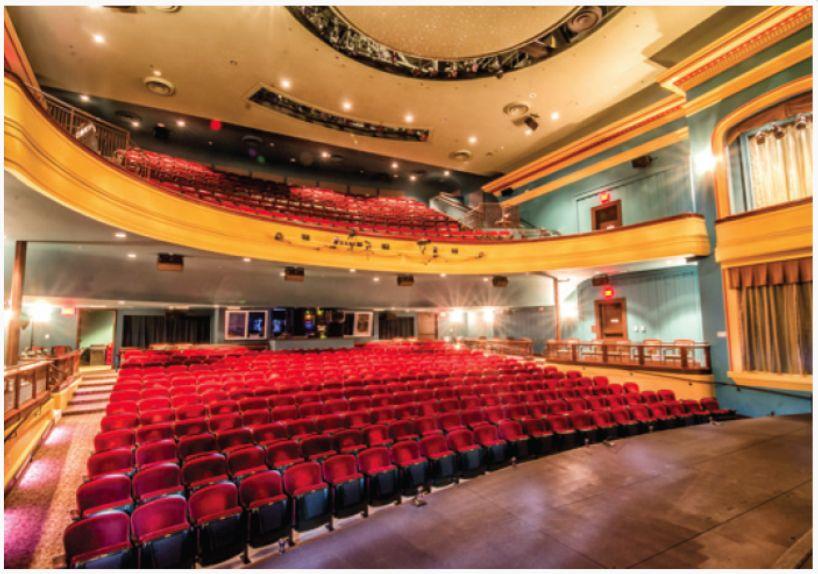 The Grand Theatre Center For The Arts In Tracy Ca Concert Tickets Theatre Paula Poundstone