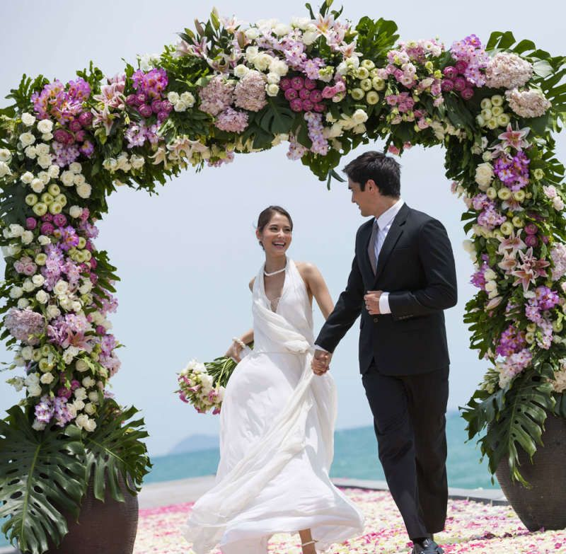 Destination Weddings Destination Wedding, Thailand